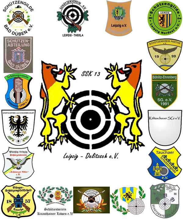 Mitglieder des SSK13
